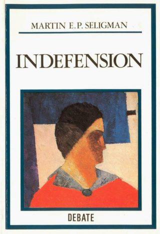 Cubierta libro Indefension de Martin E.P. Seligman
