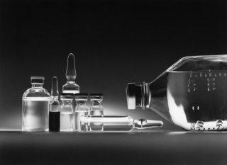 Imagen de viales de quimioterapia