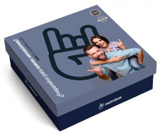 Caja Rocknbox sexualidad y diversión